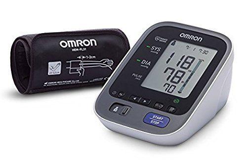 Omron M7 Intelli IT - Monitor de presion arterial automatico de brazo,