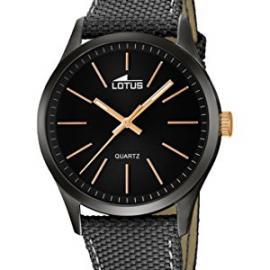 Lotus 18165/2 - Reloj de pulsera hombre, color Gris