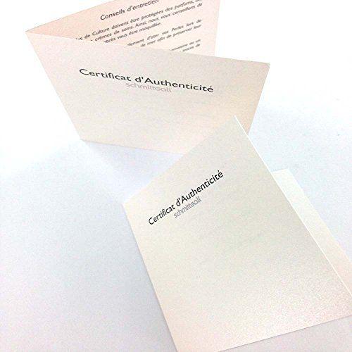 Bijoux pour tous - Collar de plata con perla (42 cm)