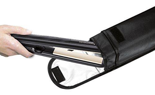 Remington S3500 - Plancha de pelo, hasta 230º C, cerámica, placas