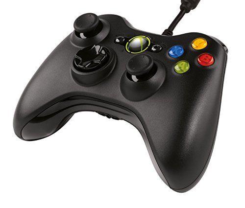 Microsoft Xbox 360 Common Controller for Windows - Black (PC)