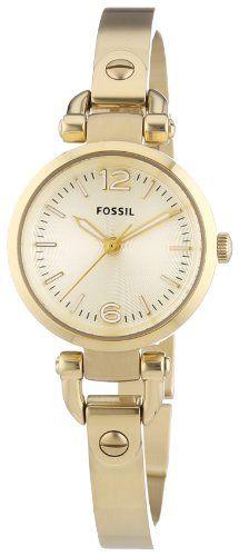 Fossil ES3270 - Reloj analógico de cuarzo para mujer, correa de acero