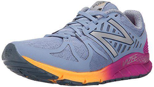 New Balance Wrushyp - Zapatillas para mujer, color azul / fucsia /