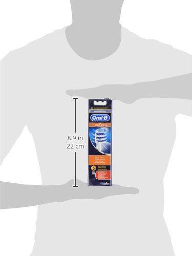 Oral-B TriZone – Cabezal de recambio, 3 unidades
