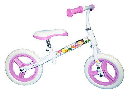 Dora la Exploradora – Rider Bike, bicicleta de 10″ (Toimsa 116)