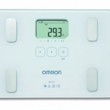Omron BF212 – Báscula de composición corporal, color blanco Omron