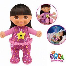 Dora la Exploradora – Muñeca cu luz y sonido (Mattel CCV82)