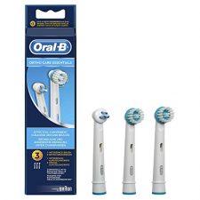 Oral-B Ortho Care – Cabezal de recambio, 3 unidades Cepillos eléctricos Oral-B