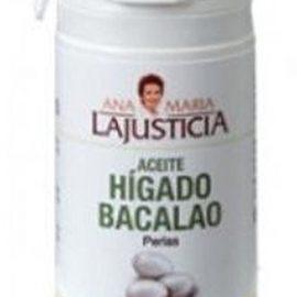 Ana Maria La Justicia Hígado Bacalao – 90 Cápsulas