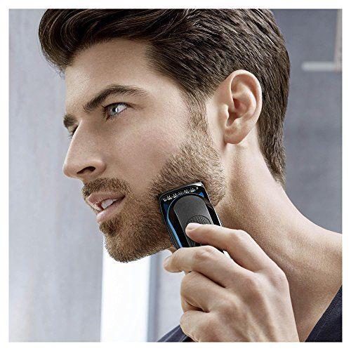 Braun MGK3040 – Set de afeitado multifunción: recortadora de pelo y