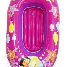 Dora la Exploradora – Barca hinchable (Saica Toys 8119) Juguetes Dora la Exploradora