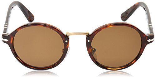 PERSOL Polarized PO3129S 24/57 (46 mm), Gafas de Sol Unisex Adulto,