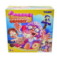Tomy – No despiertes a la abuela, juego de mesa (30692465) Bizak