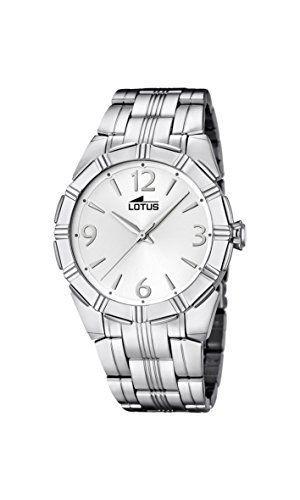 Lotus 15984/1 - Reloj de pulsera Mujer, Acero inoxidable, color