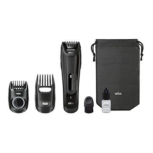 Braun BT 5070 - Recortadora de barba, con ajustes de longitud cada 0,5