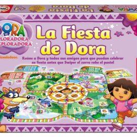 Educa Borrás 14707 – La Fiesta De Dora La Exploradora
