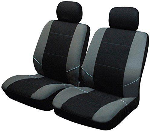 Sakura SS3633 - Juego de fundas para asientos delanteros de coche,