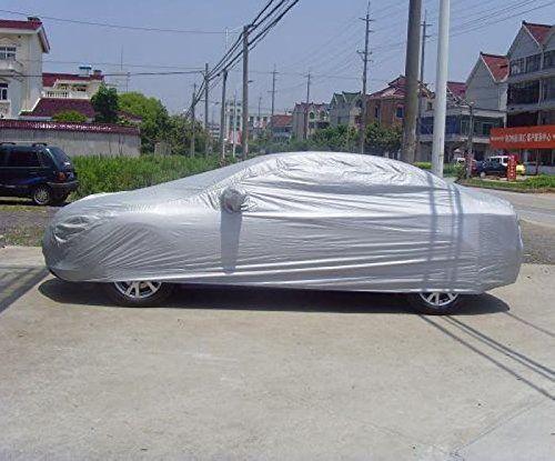 logei® cubierta del coche a prueba de agua lonas llenas de garaje