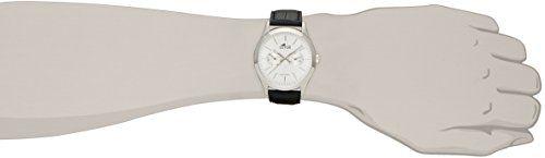 Lotus  15956/1 – Reloj de cuarzo para hombre, con correa de cuero,