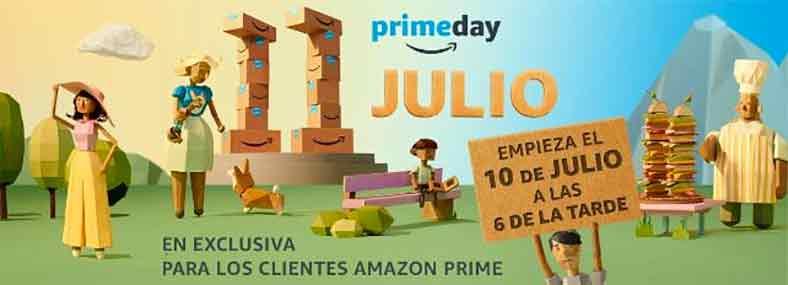 Prime Day, adelantate con los chollos de Amazon