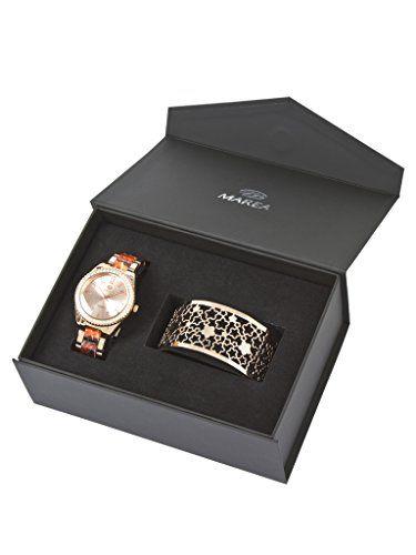 Ref. B41136/15 Reloj Marea Señora, analógico, caja de acero color Relojes Marea