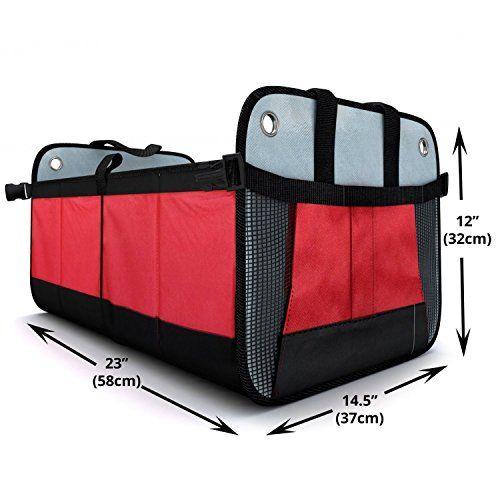 Organizador para el maletero del coche Caja de Almacenamiento