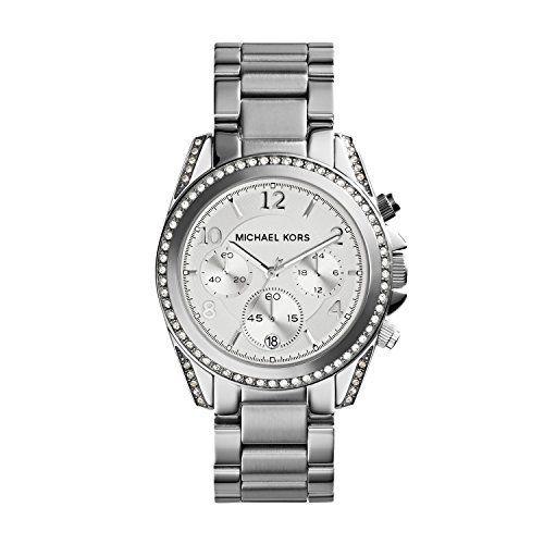 Michael Kors MK5165 – Reloj para mujer con correa de acero, color