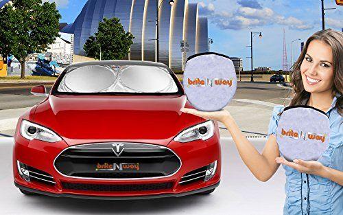 Parasol plegable para el limpiaparabrisas del coche – Reduce