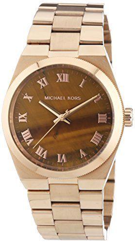 Michael Kors  MK5895 - Reloj de cuarzo para mujer, con correa de acero