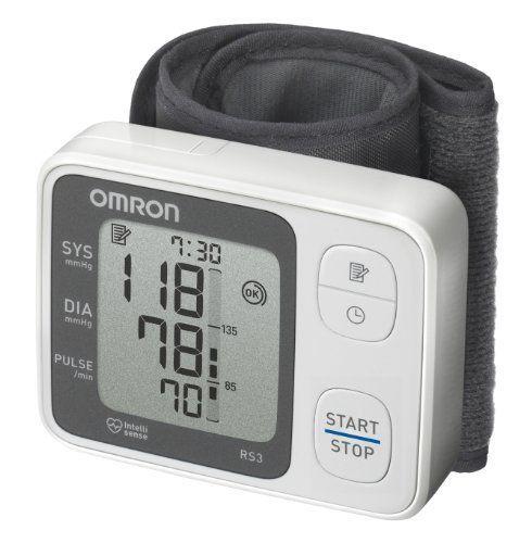 Omron RS3 - Monitor de tensión arterial
