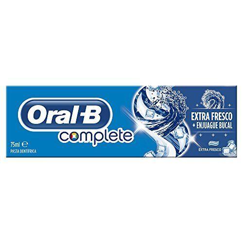 Oral-B Complete Frescura Duradera Pasta Dentífrica + Enjuague - 1