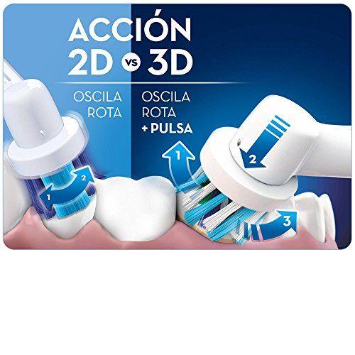 Oral-B Vitality CrossAction 2D - Cepillo electrico recargable
