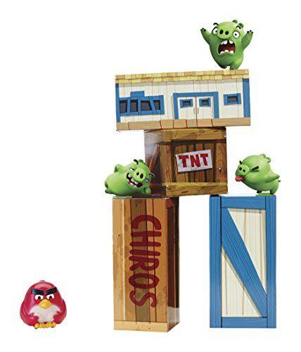 Angry Birds – Set de explosión (Bizak 61920506)