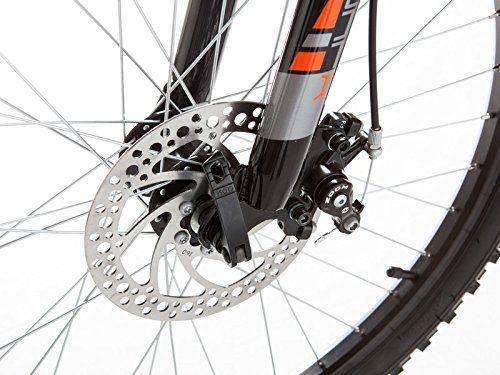 "Moma Bikes Montaña Mountainbike 24"" BTT Shimano, Aluminio, Doble"