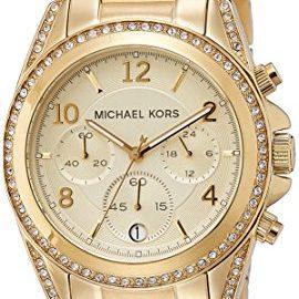Michael Kors MK5166 – Reloj de cuarzo con correa de acero inoxidable