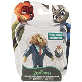 Zootropolis - Pack de 2 figuras, multicolor (Bizak 30690901)