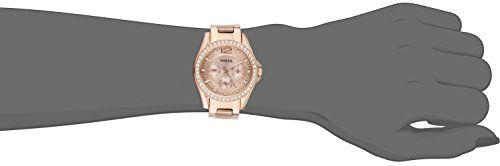 Fossil Riley – Reloj de pulsera