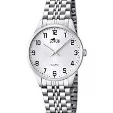 Lotus  15884/1 – Reloj de cuarzo para mujer, con correa de acero Relojes