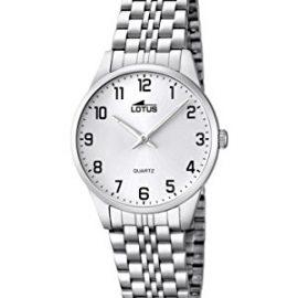 Lotus  15884/1 - Reloj de cuarzo para mujer, con correa de acero