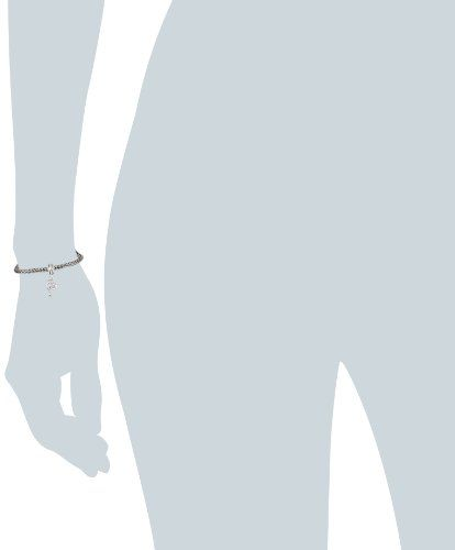 Pandora 791242CZ - Abalorio de plata de ley con circonita