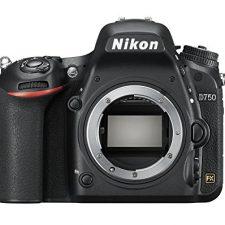 Nikon D750 – Cámara réflex digital de 24.3 Mp (pantalla 3.2″, vídeo Cámaras réflex