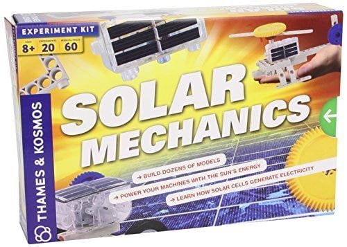Solar Mechanics (Exploration)