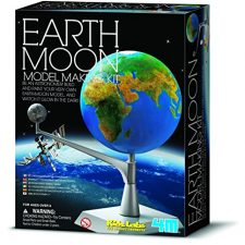 4M – Earth Moon Making Kit (004M3241) Juguetes educativos