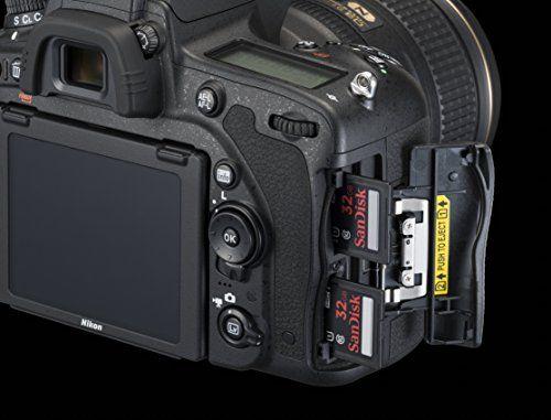 Nikon D750 – Cámara réflex digital de 24.3 Mp (pantalla 3.2″, vídeo