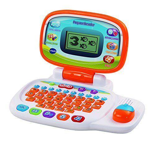 VTech - Peque ordenador, multicolor (3480-155422)
