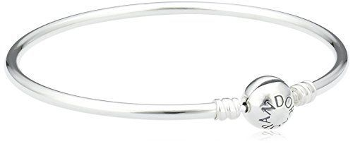 Pandora 590713-19 - Pulsera de plata de ley