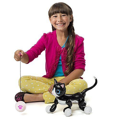 Zoomer - Juguete electrónico Kitty (Bizak 61921449)