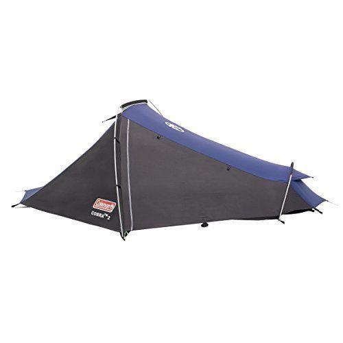 Coleman Cobra Tienda de dormir, Azul/ Gris, 2 personas Tiendas de campaña