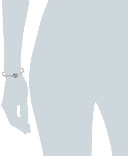 Pandora 791267 - Abalorio de plata de ley con ónice