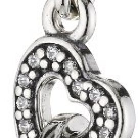 Pandora 791242CZ – Abalorio de plata de ley con circonita